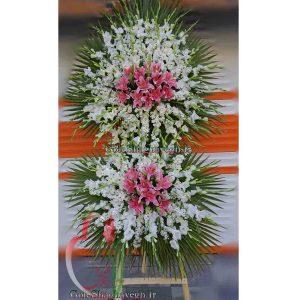 PT010-تاج گل ختم-اورینتال
