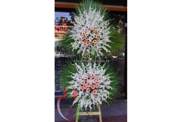 پایه گل ترحیمPT014