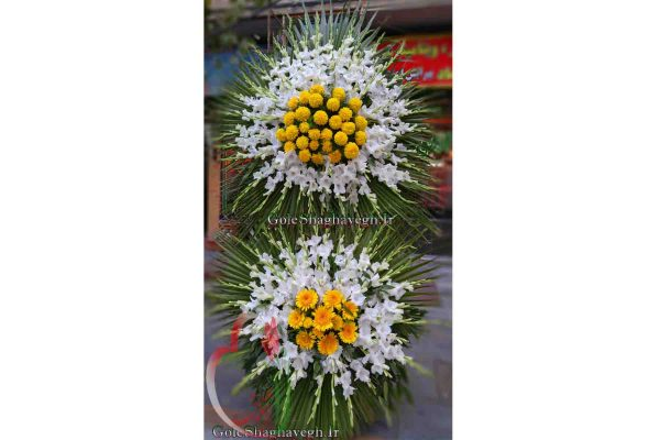 پایه گل ترحیمPT017