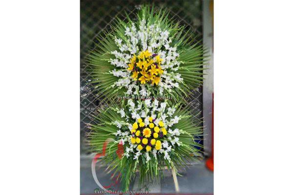 پایه گل ترحیم PT023