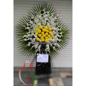 پایه گل ترحیم PT033