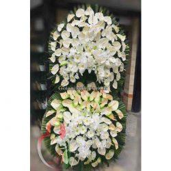 پایه گل دوطبقه ژربرا