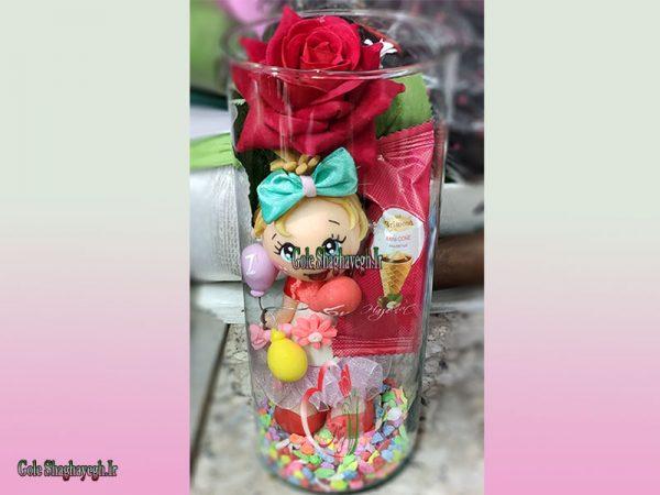 گل و عروسک