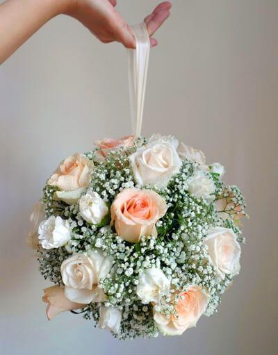 دسته-گل-عروس-توپی