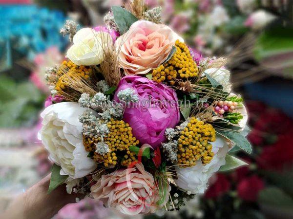 دسته گل مصنوعی AM001